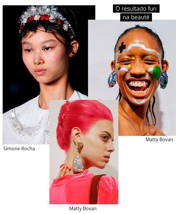 lfw - moda - beleza - passarela - looks