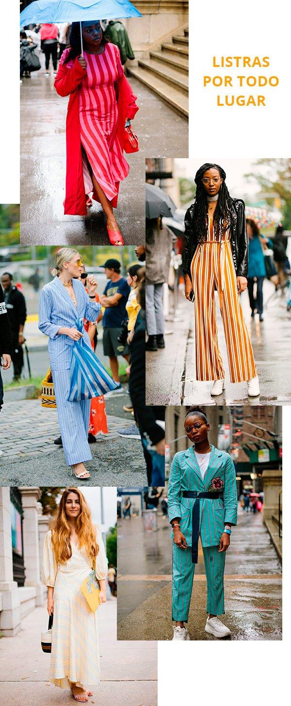 listras - nyfw - moda - street style - mulheres
