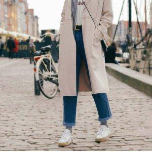 Calça Jeans Barra Blue Tamanho: Gg - Cor: Azul