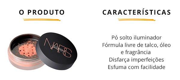 nars - produto - make - pele - comprar
