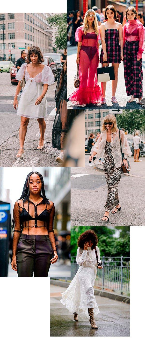 nyfw - transparencia - looks - moda - trend