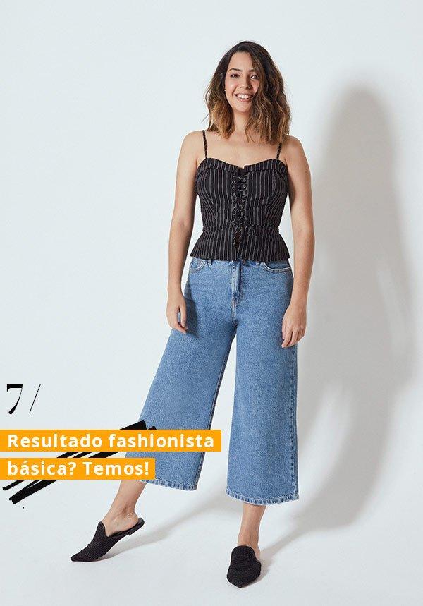 samara amorim - cea - jeans - campanha - steal the look