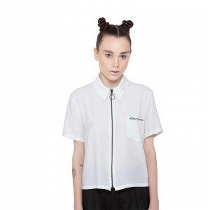 Camisa Alien Princess Tamanho: Pp - Cor: Branco
