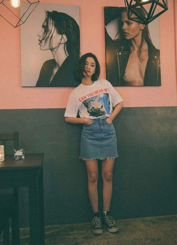it-girl - t-shirt-saia-jeans-all-star - saia-jeans - verão - balada
