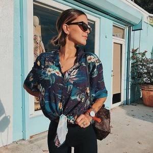 A Camisa que Toda Fashion Girl Vai Usar no Verão
