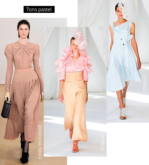 tons - pastel - lfw - moda - passarela