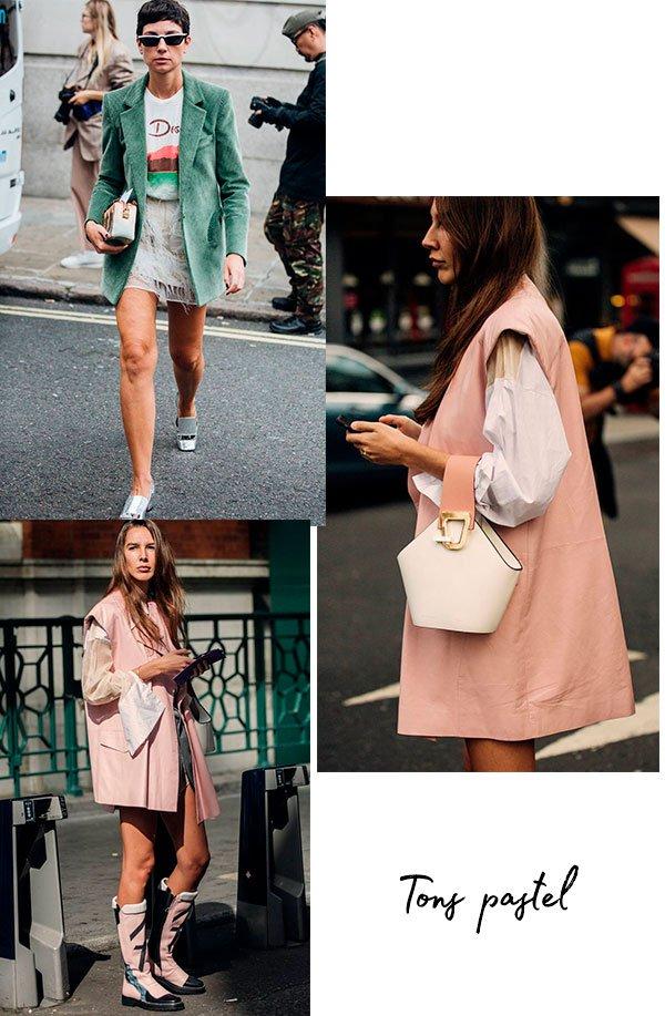 tons - pastel - looks - moda - lfw