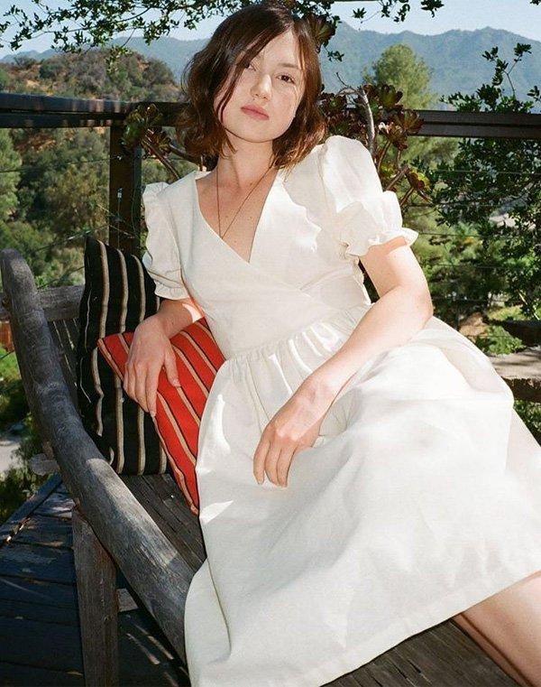 it girl - vestido-algodão-branco - algodão - verão - street style