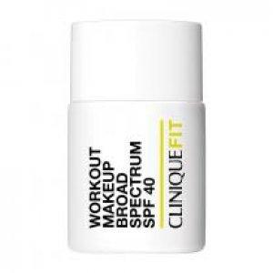 Base Cliniquefit Workout Makeup Broad Spectrum Fps 40