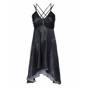 Ball Gown Strapless Floor-length Satin
