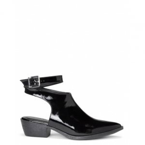 Ankle Boot Pulseira Com Fivela