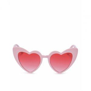 Óculos De Sol Coração