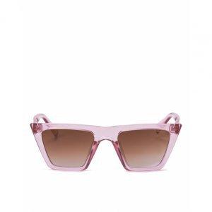 Óculos De Sol Geométrico