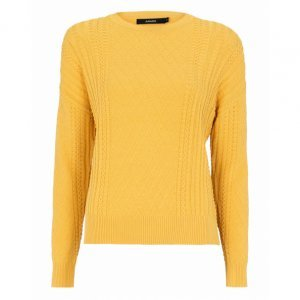 Long Sleeve Tricot Lightweight Sweater