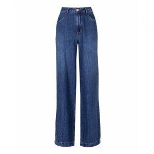 Calça Jeans Wide Basic