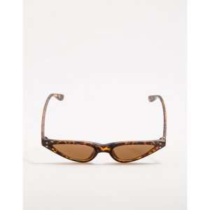 Óculos De Sol Slim Tartaruga Tamanho: U - Cor: Tartaruga