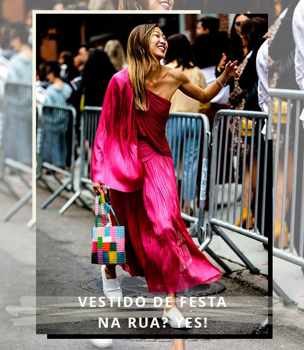 rosa - moda - look - street - style