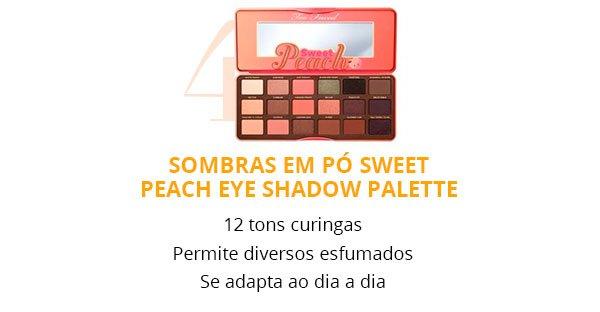 sombra - paleta - make - produtos - nao testados animais