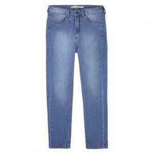 Calça Jeans Na Modelagem Mom Pants