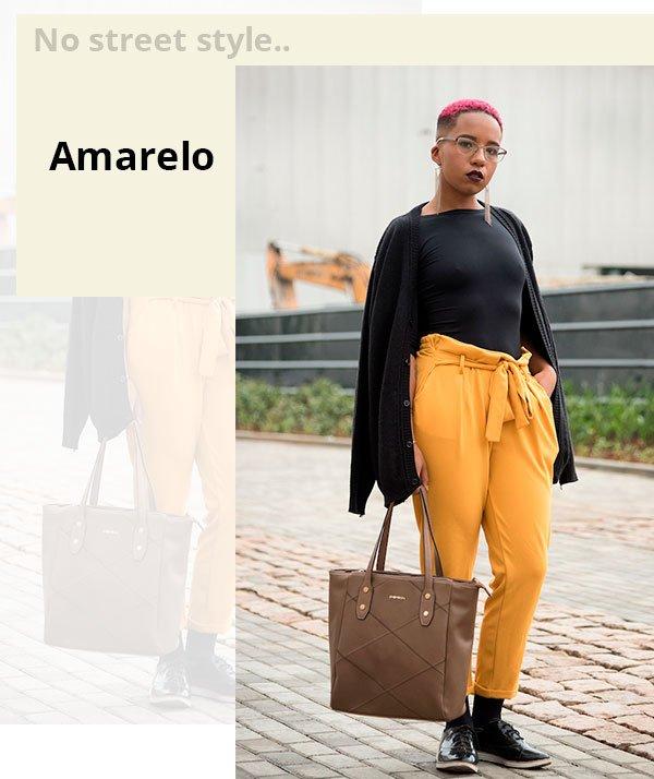 amarelo - looks - spfw - moda - trend