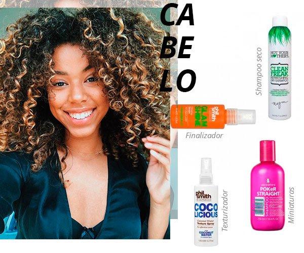 cabelo - cuidados - produtos - comprar - como fazr