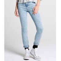 Calça Jeans Skinny Acid