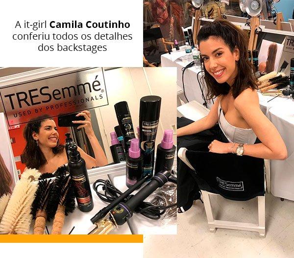 camila coutinho - looks - moda - tresemme - nyfw