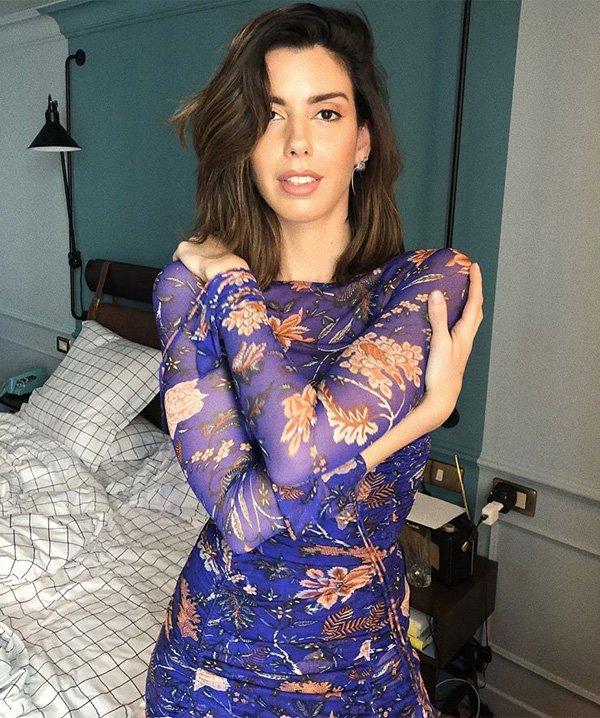 Camila Coutinho - vestido-tule - vestido - verão - street style