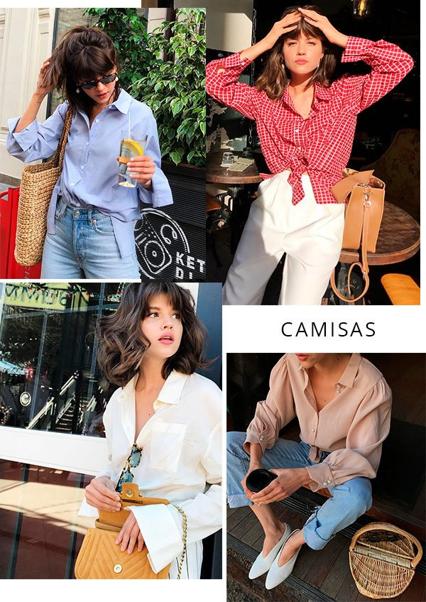 camisas - moda - shs - looks - copiar