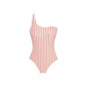 Frida Copper Swimsuit Size: M - Color: Orange
