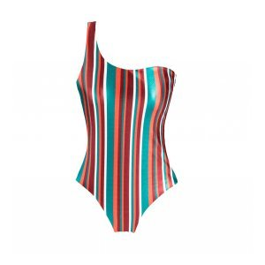 Frida Swimsuit Multicores Size: M - Color: Multicores