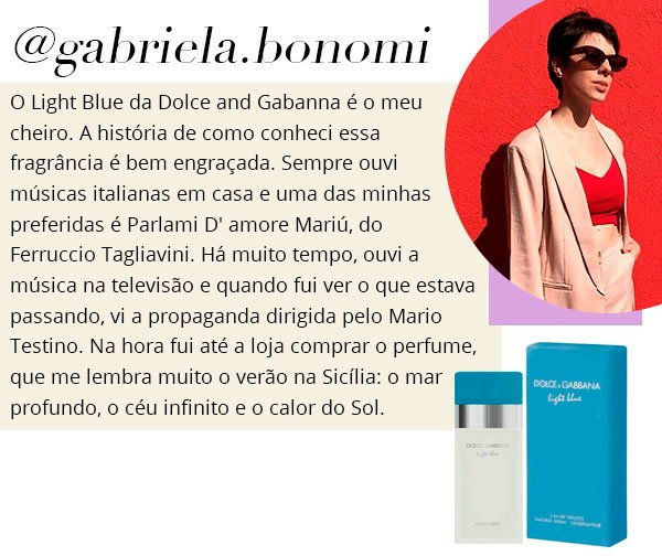 gabi - perfume - dolce - light - blue