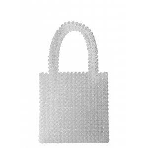 Bolsa Chloe Crystal Tamanho: U - Cor: Transparente