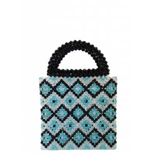 Bolsa Ruth Turquoise Tamanho: U - Cor: Azul