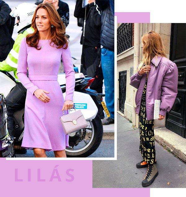 lilas - look - moda - comprar - trend