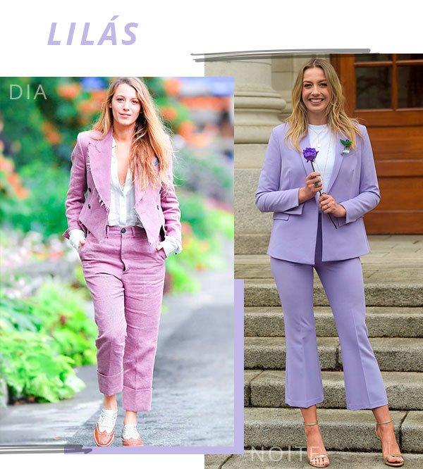 lilas - moda - terninho - looks - street style