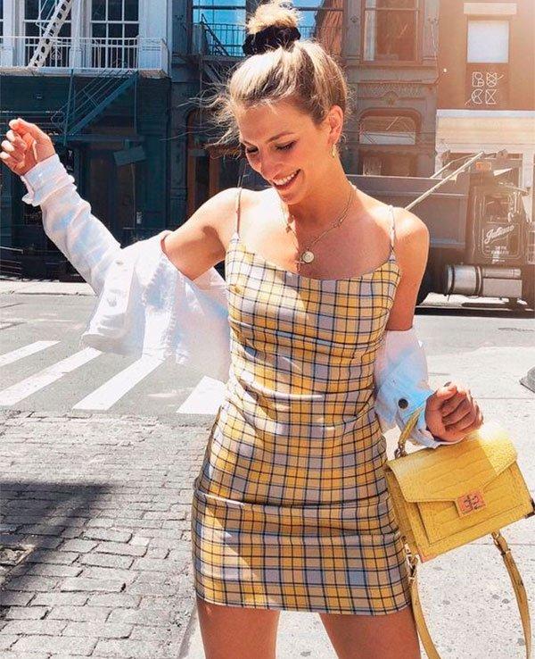 look - amarelo - trend - comprar - moda