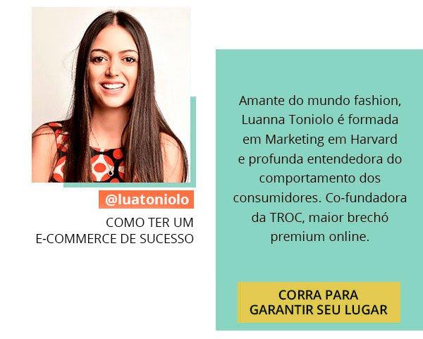 luana - troc - ecommerce - moda - entrevista