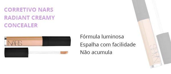 nars - corretivo - pele - make up - base