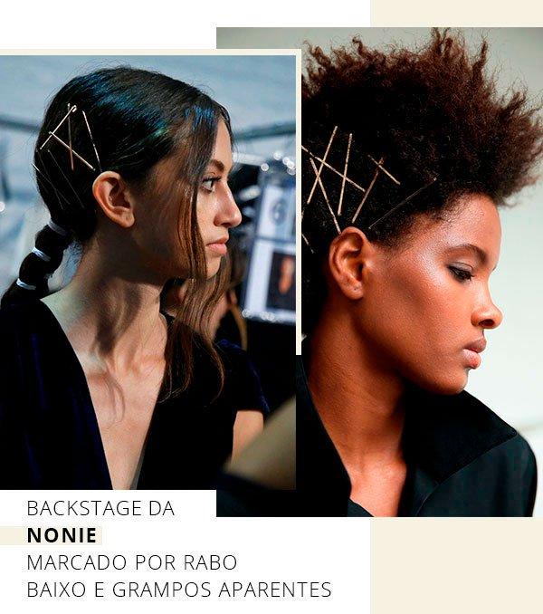 backstage - nonie - moda - tressemme - nyfw