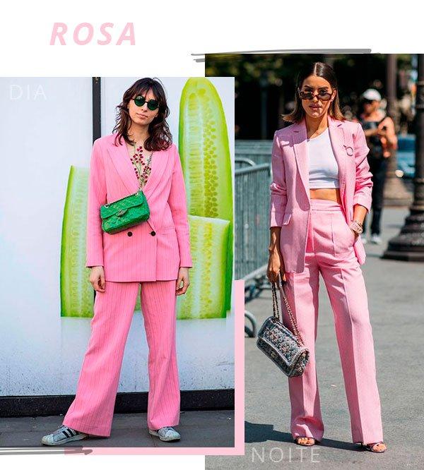 rosa - trend - moda - looks - terninho