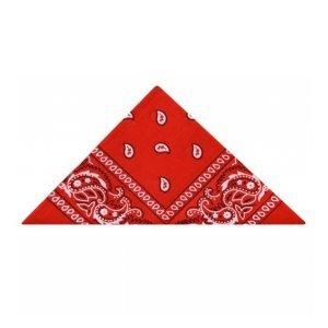 Bandana Classic Red Tamanho: U - Cor: Vermelho