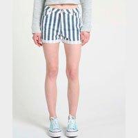 Short Jeans Listrado