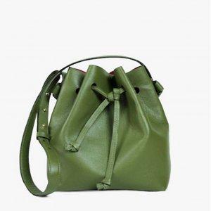 Bucket Lais Green - Mônica Salgado Tamanho: U - Cor: Verde