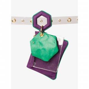 Pochete @francesca Purple Tamanho: U - Cor: Roxo