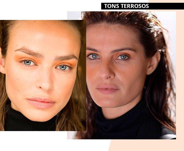 tons - terrosos - trend - beleza - copiar