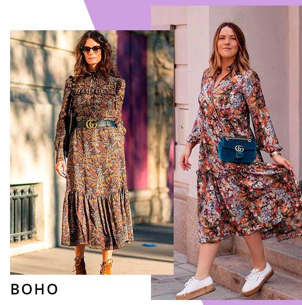vestido - boho - looks - trend - comprar