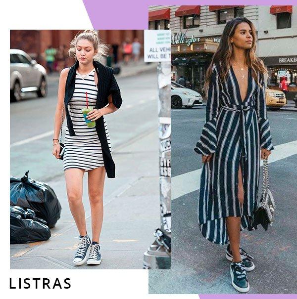 vestido - listras - looks - inspo - comrpar