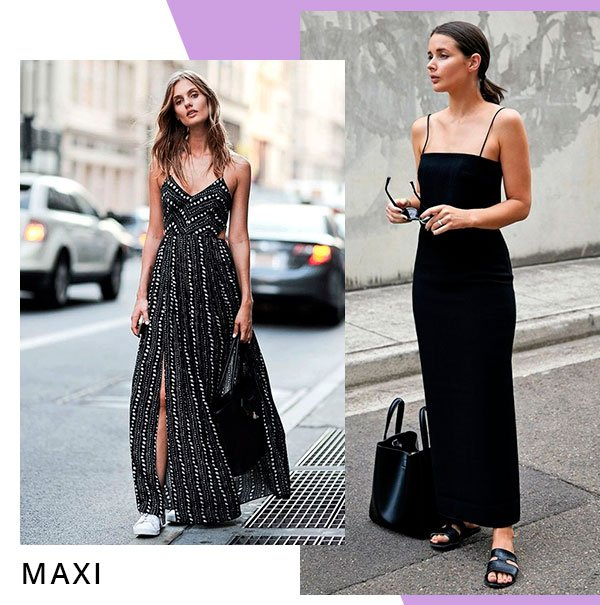 vestido - maxi - looks - comprar - trend