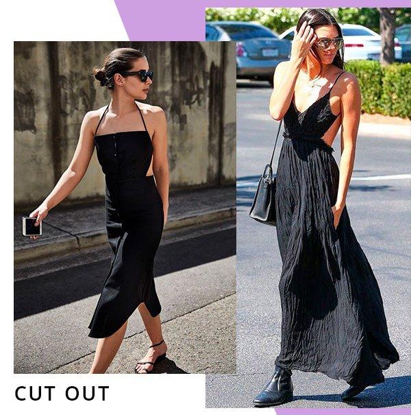vestido - preto - looks - inspo - comprar